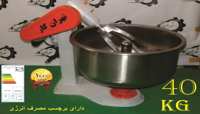خمیر گیر 40 کیلویی تهران کار